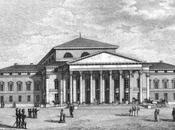 Munich, description nouveau Théâtre Cour 1820
