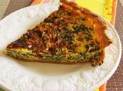 Tarte Blettes l'Epazote avec pâte noix