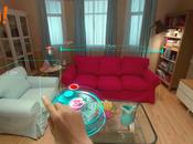 commerce entre dans réalité virtuelle