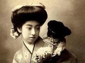 Teruha, mystérieuse geisha doigt coupé
