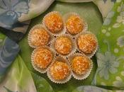Truffes carottes noix coco carrot coconut truffles truffas zanahoria حلوة خيزو(الجزر) الكوك
