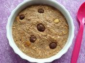 gâteau protéiné Chi-Café muesli chocolaté anti-cholestérol d'avoine (diététique, sans oeuf, riche fibres)
