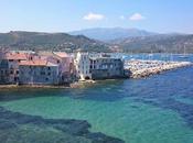Corse voilier départ Saint Florent bord Luigia