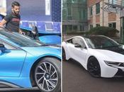 Riyad Mahrez relook voiture luxe