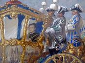 Louis carrosse dans Hofgarten vers 1870