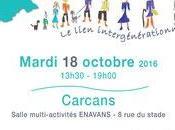 Santé-Social Forum Bien Vieillir Ensemble Médoc octobre 2016 Carcans