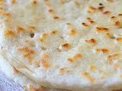 Pain lavash (galette orientale)