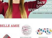 Première parution dans Lovebook DAWANDA