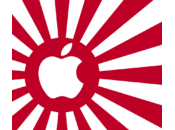 Apple désormais disponible Japon