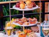 nouvelles pâtisseries l'Afternoon 100% Vegan Shangri-La Hotel, Paris