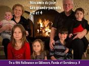 L'ami interroge grands-parents