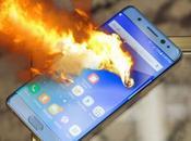 smartphone Galaxy explose cette fois c'est