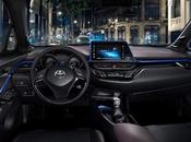 Toyota C-HR propulsé
