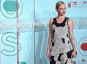 Remise HUGO BOSS Prize présence Kate Bosworth, Toni Garrn, Zachary Quinto, Dylan Penn,