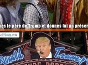 Retour vers futur Donald Trump inspiré méchant Biff Tannen