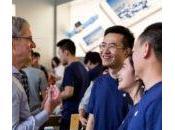 Chine Apple devra stocker données serveurs locaux