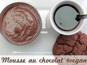 Mousse chocolat #vegan