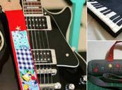 cadeaux Noël coudre pour musiciens
