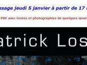 Galerie exposition Patrick LOSTE Janvier-4 Février 2017
