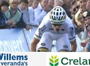 Wout Aert présente maillot l'équipe Crelan-Charles