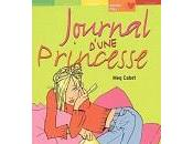 Cabot Journal d'une Princesse, tome