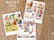Happy 2017 vous envoie carte voeux chez