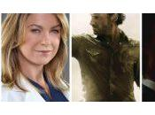 Walking Dead, Grey's Anatomy, This dates reprise séries