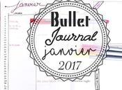 Bullet Journal Janvier 2017
