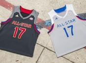 dévoile maillots pour All-Star Game 2017