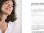 """Premier Billet Régine"""" dans magazine"""
