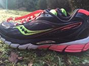 Saucony Ride chaussons course