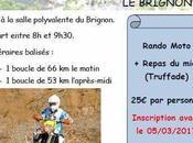 Rando moto Brignon (43), février 2016