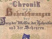 chronique dorée Hohenschwangau, livre-lien entre Louis Bavière Baronne Esperanza Truchseß