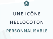 icône Hellocoton personnalisable