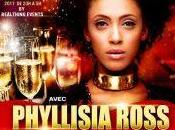 Saint-Valentin continue avec Phyllisia Ross, fev. l'After Play.