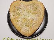 Gâteau moelleux citron vert