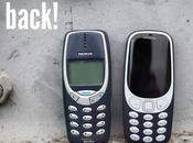 Nokia 3310 fait come-back