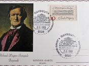 Festival Bayreuth 1968 Carte souvenir pour Meistersinger