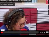 journaliste a-t-il droit d'avoir opinion? Est-il sain diaboliser dans médias? Question fâche @BelRTL avec @JeanMichelZecca