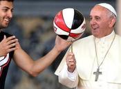 Pape François, vrai sport
