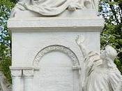 monument Richard Wagner Tiergarten Berlin. Reportage photographique.
