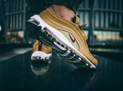 Nike Metallic Gold On-Feet Shoot