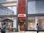 premier Nutella Café ouvrir Chicago