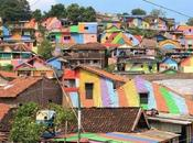 Rainbow Village Indonesie