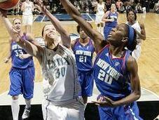 WNBA: Minnesota repart l'avant