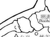 point Zhong méridien reins (4R)