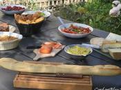 Salade fruits rouges menthe brunch côté sucré Défi Cuisinez pour buffet