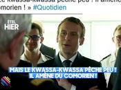 #kwassakwassa racisme bien dégueulasse #Macron #LREM