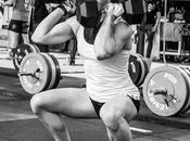 Zoom Mady, qualifiée French Throwdown (CrossFit)
