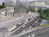 Grand Paris Express creuse pour Bouygues Travaux Publics